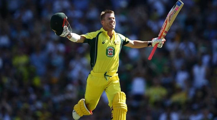 Australia secured the one-day series in opposition to Pakistan with a commanding 86-run win at Sydney Cricket ground on Sunday,MoM: David Warner