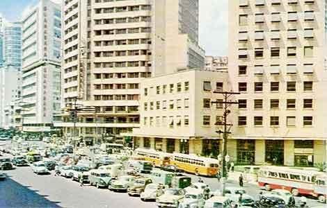 BLOG DO JOÃO PAULO: FOTOS ANTIGAS DE BH - AVENIDA AFONSO PENA (1963)