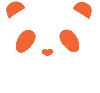 The fabulous Orange Panda our web designers www.orangepanda.co.uk