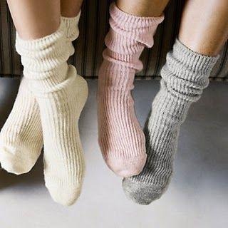 winter socks <3