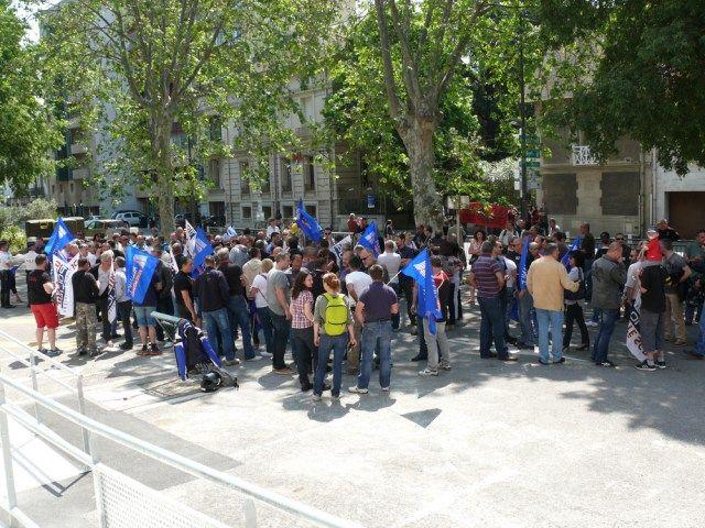 Appel au rassemblement  Haine Anti-Flic  dAlliance Police Nationale CFE-CGC
