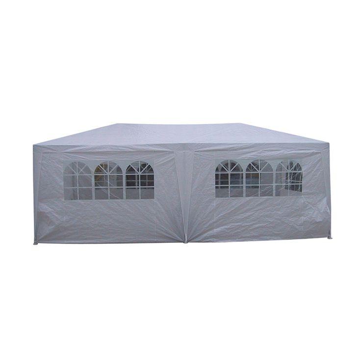 Marquee 3 x 6m Non Permanent Party Pavilion Gazebo