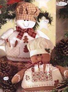 nieve y galleta cocinero 40