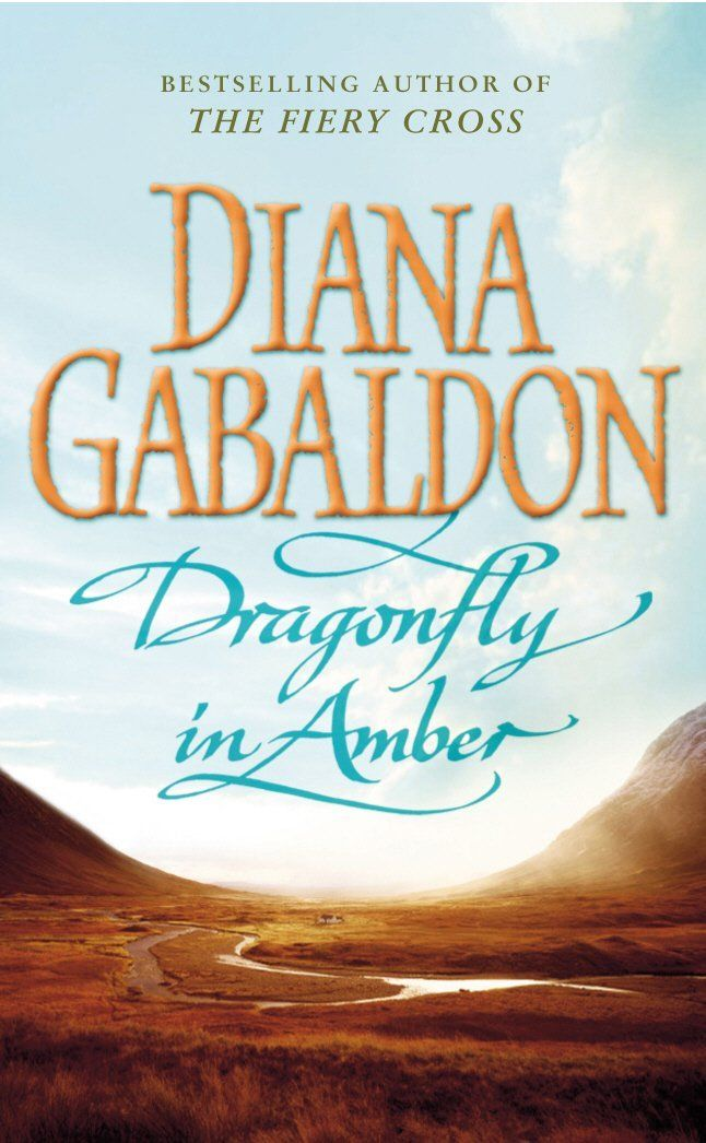 Dragonfly In Amber - Diana Gabaldon (Outlander series, book 2)   Currently reading