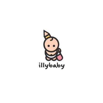 Cool Kids and Toys Logos | Logo Design Gallery Inspiration | LogoMix