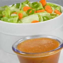 "Famous Japanese Restaurant-Style Salad Dressing | ""My picky husband ..."