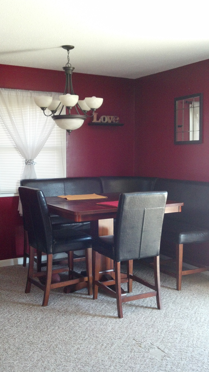 Small Dining Room Decorating Ideas: My Small Dining Room Solution