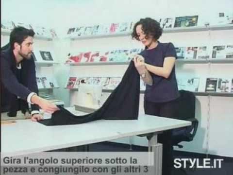 Glamour Italia - Fai da te l'abito trasformista