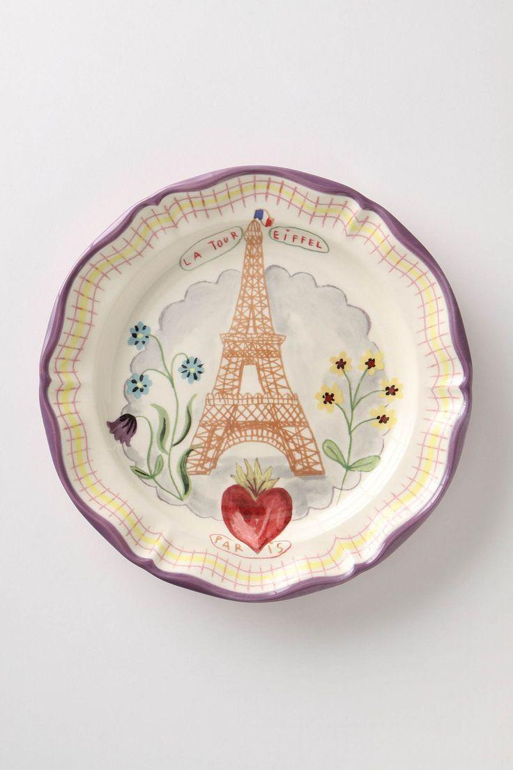 What a cute plate!