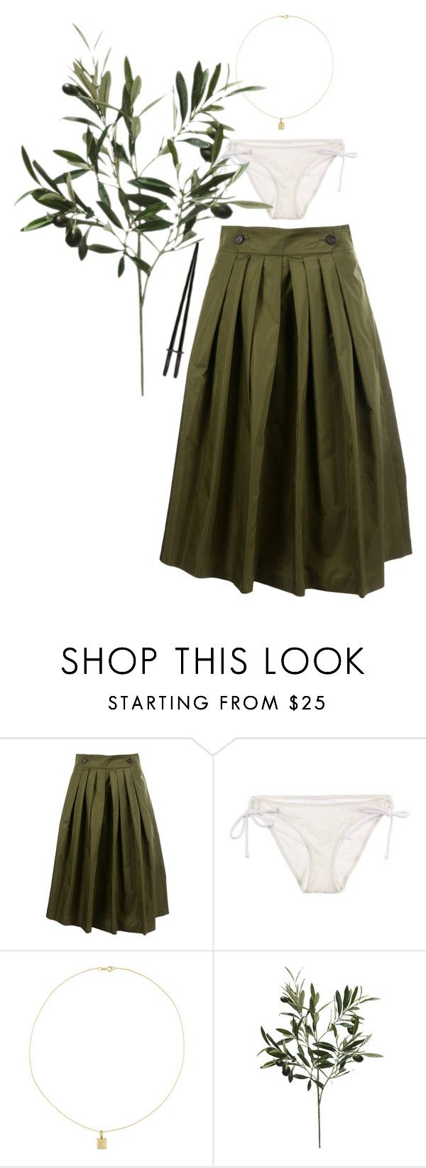"""""""aaaaaamamasaaaaaa"""" by carolinarcv ❤ liked on Polyvore featuring Burberry, American Eagle Outfitters and Jennifer Meyer Jewelry"""