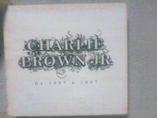 Cd Charlie Brown Jr.  1997 to 2007  (2008)
