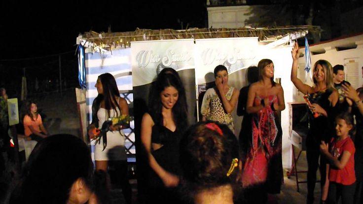 Premiazione Prima Tappa di Rimini MIss CooL giugno 2014 Parte III°