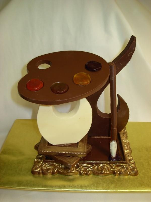 It's Chocolate, It's Art, It's Chocolate Art!