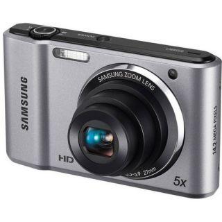 "SAMSUNG ES90 14.2Mp 5x Optik 2.7"" Lcd 720p HD Dijital Kompakt Gümüş :: Al Bak Avm"