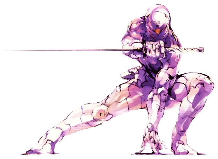 Gray Fox - The Metal Gear Wiki - Metal Gear Solid Rising, Metal ...