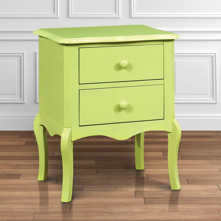Furniture of America Traditional Two-drawer Nightstand - 18999308 - Overstock.com Shopping - The Best Prices on Furniture of America Kids' Nightstands