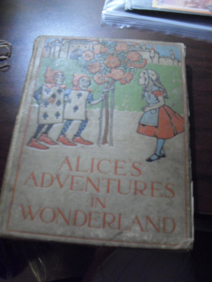 book report on alice in wonderland by lewis carroll Alice, the march hare, the dormouse and the mad hatter at the latter's tea party  from 'alice in wonderland' by lewis carroll, 1st edition,.