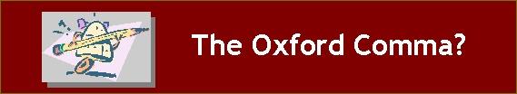 Oxford Comma: It defines, describes, and delineates.