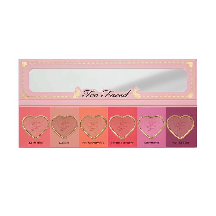 Love Flush Blush Wardrobe Long Lasting 16-hour Blush - Too Faced Cosmetics - #toofaced