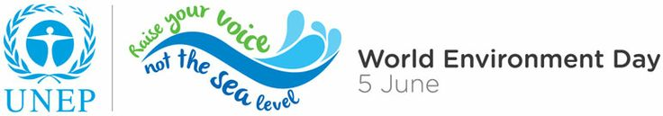 World Environment Day - Raise Your Voice, Not the Sea Level - Activities and events for World Environment Day