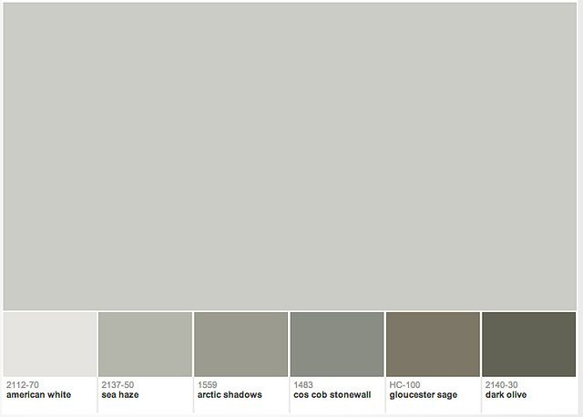 Benjamin moore gray green paint color car interior design Green grey paint benjamin moore
