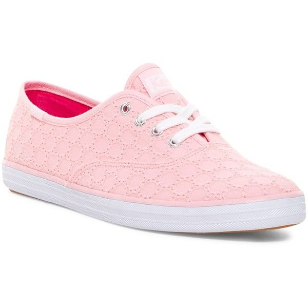 6e5bb9ee42670 Keds Champion Eyelet Sneaker ( 30) ❤ liked on Polyvore featuring shoes