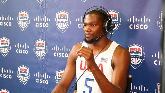 Kevin Durant on his $150 shoes: 'I'm not an $88 player'