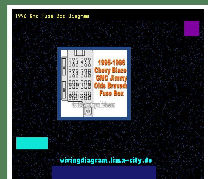 1996 gmc fuse box diagram Wiring Diagram 174848 - Amazing Wiring
