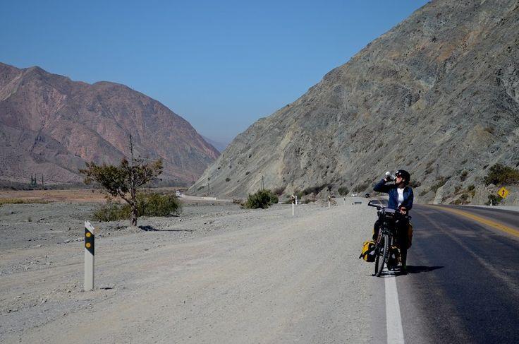 Quebrada de Humahuaca bicicleta Argentina