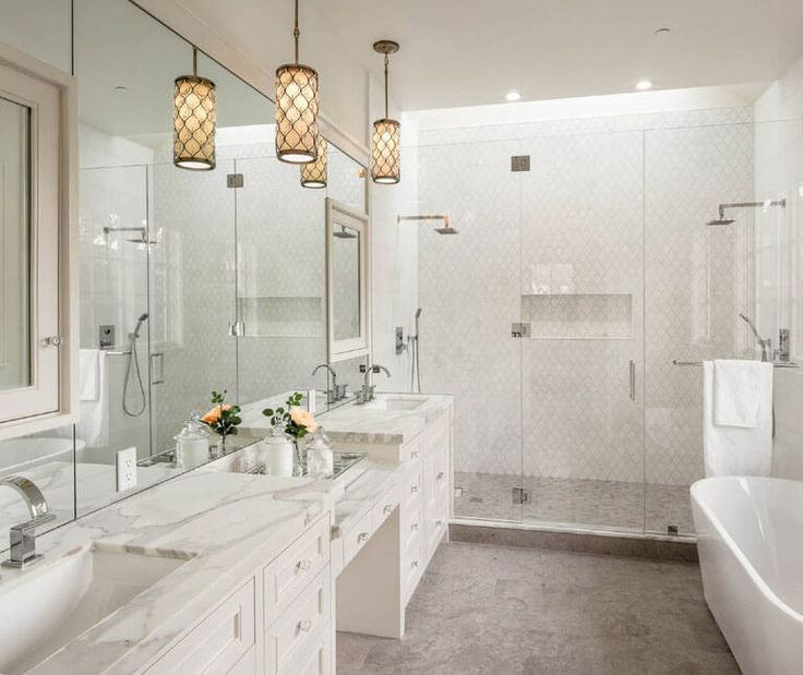 18 Stunning Master Bathroom Lighting Ideas: 15 Best Bathroom Pendant Lighting Design Ideas Images On