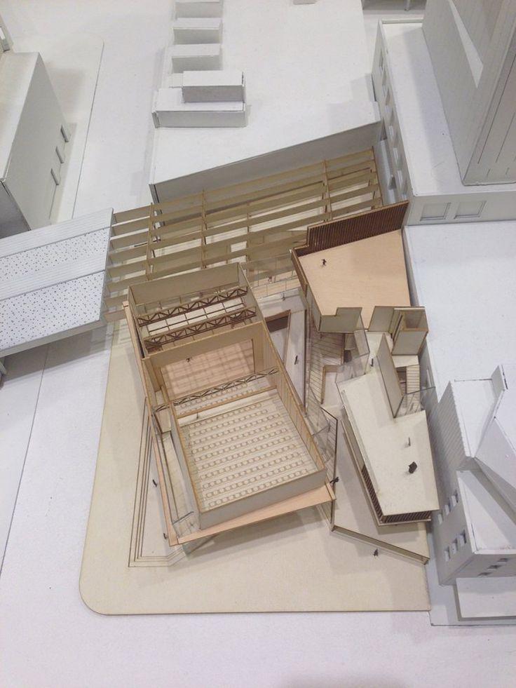 Architectural Design: Dance Machine   Yale School of Architecture