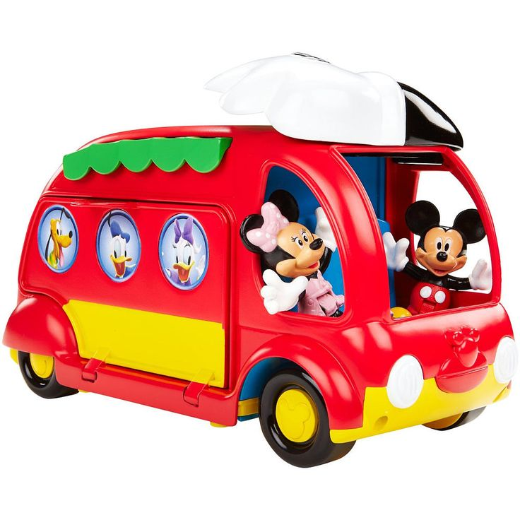 Time to go on a camping adventure for a day of play, swimming, and picnicking as Mickey Mouse and Minnie Mouse are headed for an outdoor adventure!
