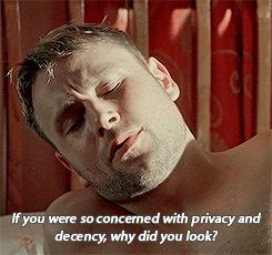 "And confronted Kala like this… | 29 Times Wolfgang On ""Sense8"" Was The Definition Of Sex"