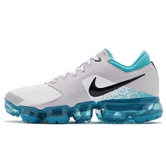 the latest 7cf47 f4901 NIKE Kids Air Vapormax GS, VAST GreyBlack-Dusty Cactus, Youth Size 7