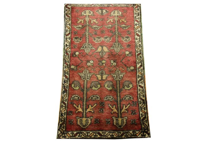 Doormats Turkish rugs handmade 2,9 x 1.7 Feet Bohemian Vintage bathmats Small size rugs Rustc Rug Pattern rug natural dye wool rug HY-44 by stripepattern on Etsy