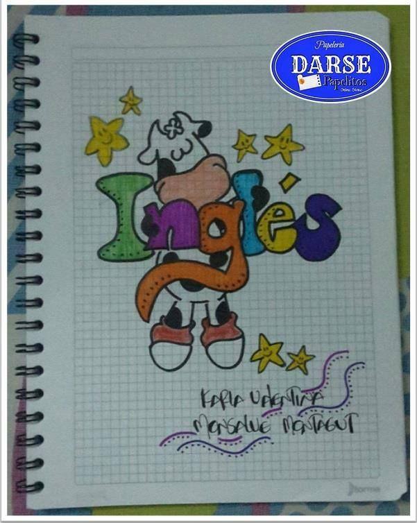 Cuadernos Niñas, Cuadernos Marian, Cuadernos Iut, Marcado De Cuadernos, Cuadernos Marcados, Ideas Para Marcar Los Cuadernos, Ideas Para Decorar Cuadernos,
