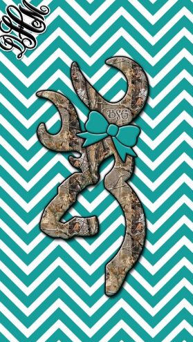 Browning logo striped background and browning on pinterest - Browning deer cell phone wallpaper ...