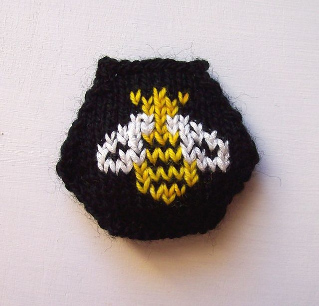 Beekeeper S Quilt Knitting Patterns : Images about knit hexagon puff on pinterest