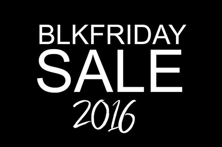 BLACK FRIDAY 2016 – Die besten Schnäppchen und Rabattcodes