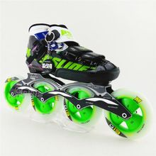 Original Brand Slalom Speed Skating Shoes,Adults / Kids Professional Roller Skates With 4 Wheels Inline Roller Patins Skates //Price: $US $193.80 & FREE Shipping //     #hoodie