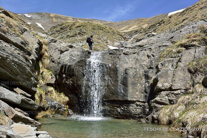 2016 - Abbiamo attraversato #cascate e #cascatelle affascinati dalla #natura del Parco nazionale del Gran Sasso e Monti della Laga - #Amatrice