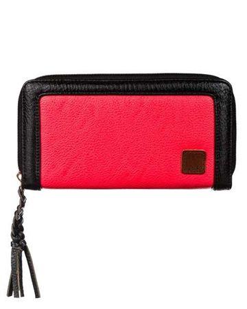 Roxy Sunny Wallet - Hot Coral
