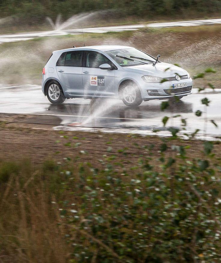 SOMMERREIFEN IM TEST Billig-Reifen bei Nässe lebensgefährlich!