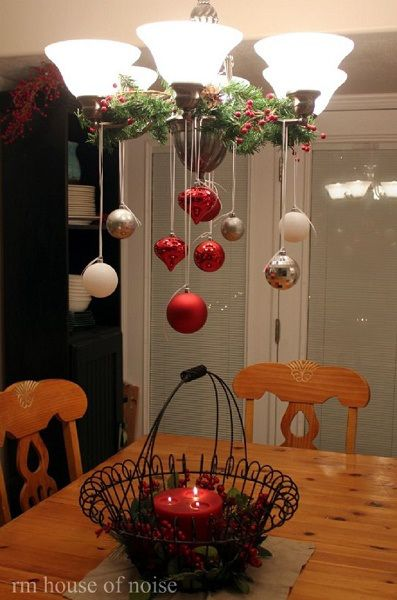 Best 25 indoor christmas decorations ideas on pinterest for Christmas decorations indoor