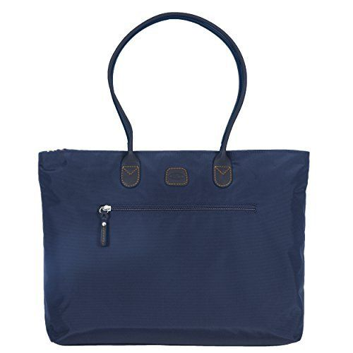 New Trending Briefcases amp; Laptop Bags: Brics Womens X Travel Ladies Commuter Laptop Tote, Denim, One Size. Bric's Women's X Travel Ladies Commuter Laptop Tote, Denim, One Size   Special Offer: $160.00      366 Reviews A perfect commuting and travel tote designed for sliding over your luggage pull handle, for effortless, weightless travel. The interior stores both your laptop, up tp...