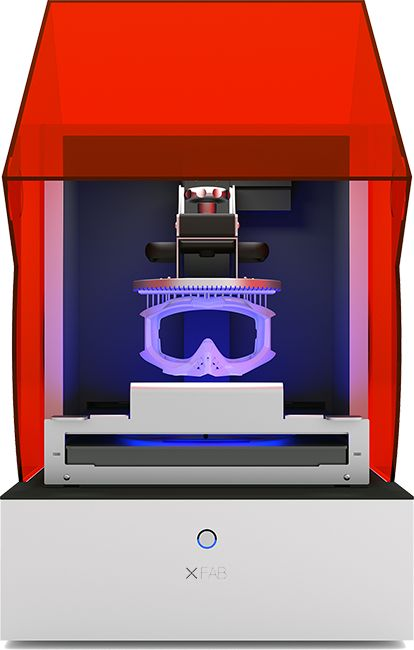 DWS - Xfab - The first high-end 3D printer at a consumer price