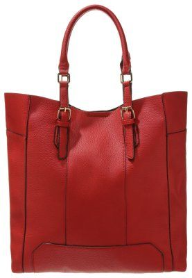 Womens Quilt Front Foldover Purse Red (Red) New Look YNJ7fW