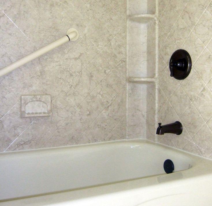 Best 25 acrylic shower walls ideas on pinterest back - Bathroom showroom cleveland ohio ...
