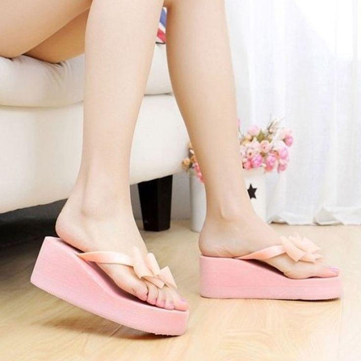 $9.90 (Buy here: https://alitems.com/g/1e8d114494ebda23ff8b16525dc3e8/?i=5&ulp=https%3A%2F%2Fwww.aliexpress.com%2Fitem%2FSummer-Flip-Flops-Women-Sandals-2016-New-Bohemian-Muffin-Slope-For-Girls-Drag-Shoes-scarpe-donna%2F32622215403.html ) Summer Flip Flops Women Sandals 2016 New Bohemian Muffin Slope For Girls Drag Shoes scarpe donna SWXX057 for just $9.90