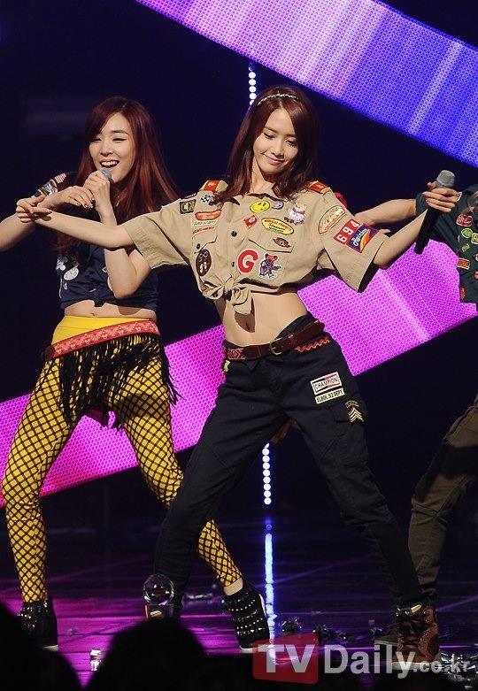 YoonA and Tiffany <3